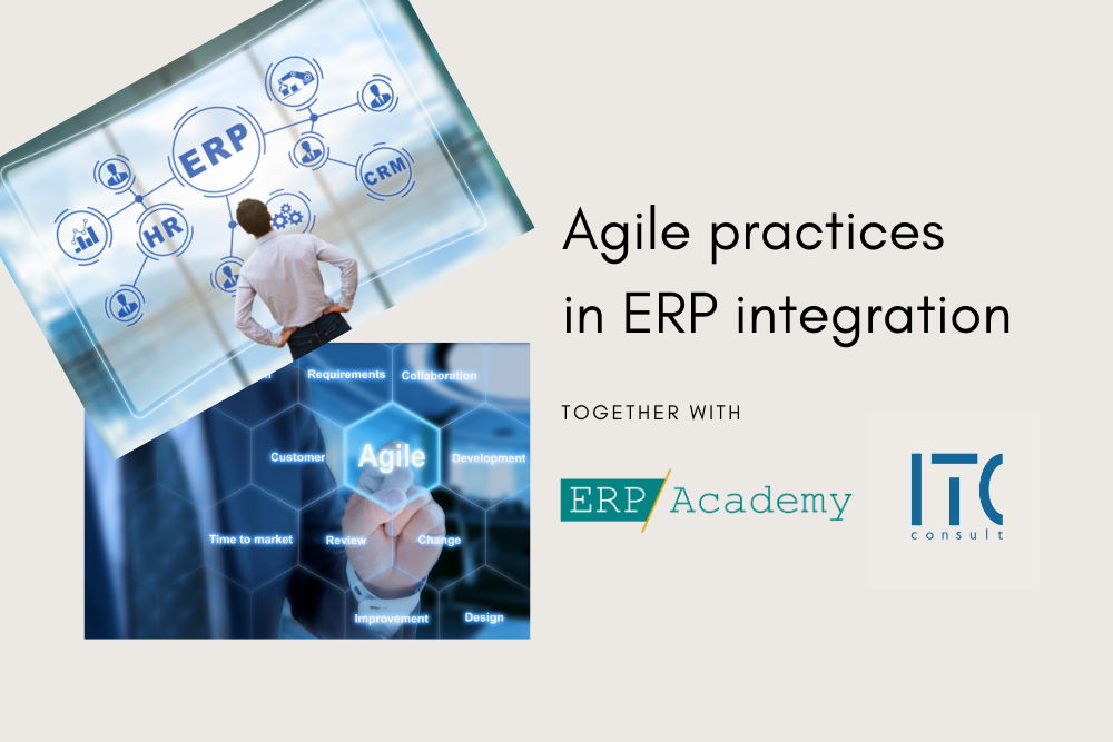 Applying effective Agile practices in ERP projects