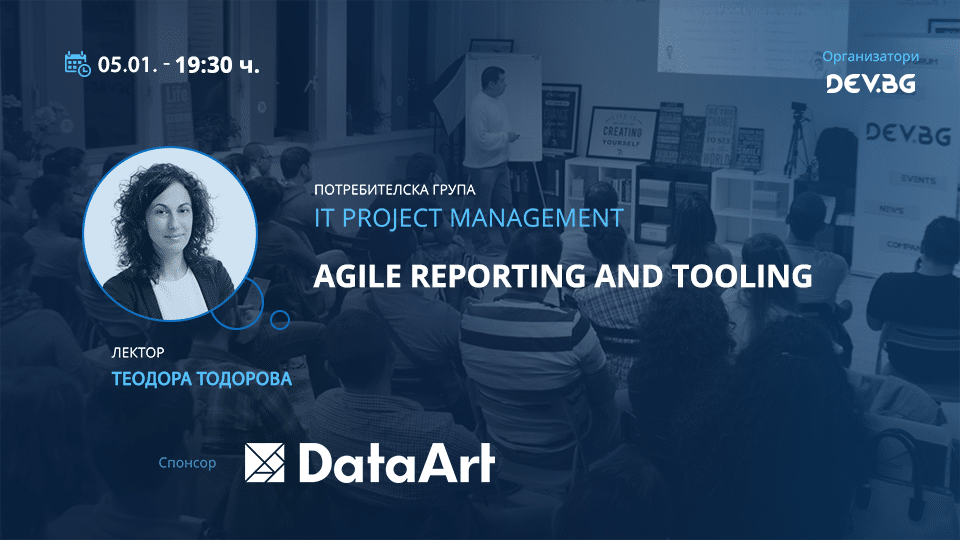 Agile reporting and tooling - building transparency in an Agile project