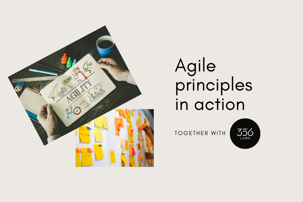 Agile Principles in Action